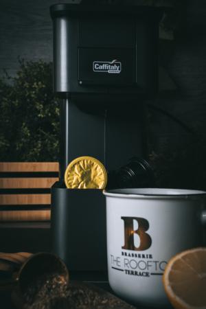 Ceai de Lamaie, 12 capsule compatibile Cafissimo/Caffitaly/Beanz [3]