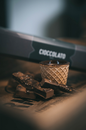 Pahare comestibile Chocup medii, Napolitana si Ciocolata, 12 Buc - Capsuleria [5]