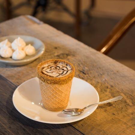 Pahare comestibile Chocup mini, Napolitana si Ciocolata, 5 BUC - Capsuleria [1]