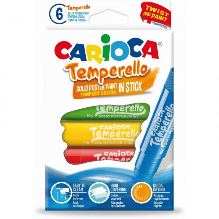 Set tempera lavabilă 0