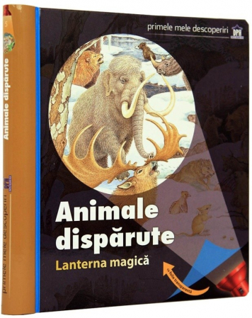 Animale disparute - lanterna magică0