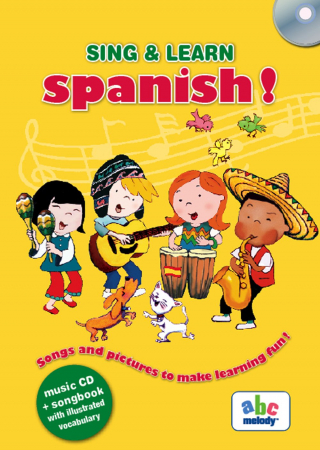 Sing & Learn spanish0