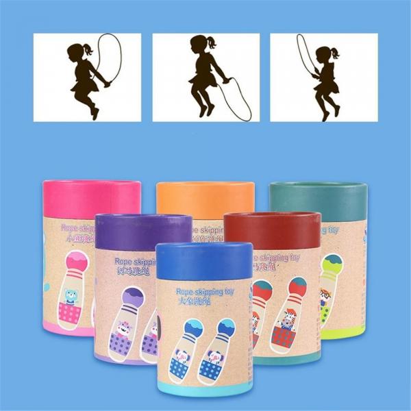 Coarda de sarit pentru copii si adulti-diverse culori . 2