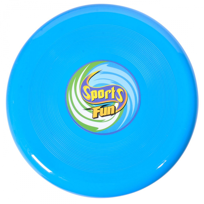 Disc Frisbee albastru  20 cm [1]