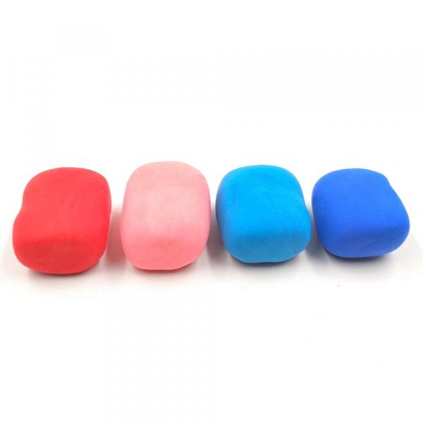 Plastilina Super Magic Clay cu ustensile de modelat set 12 pungi 2