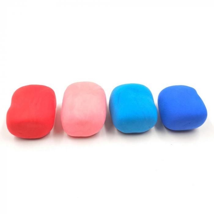 Set 12 pungi plastilina Magic Clay cu ustensile de modelat [2]