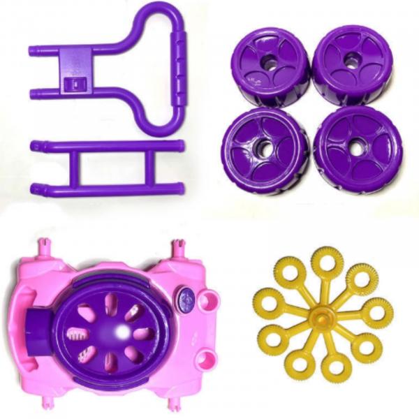 Masina  de facut baloane de sapun pentru copii -diverse culori 1