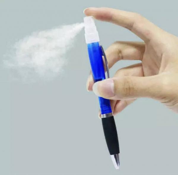 Pix cu spray pulverizator pentru dezinfectant [3]