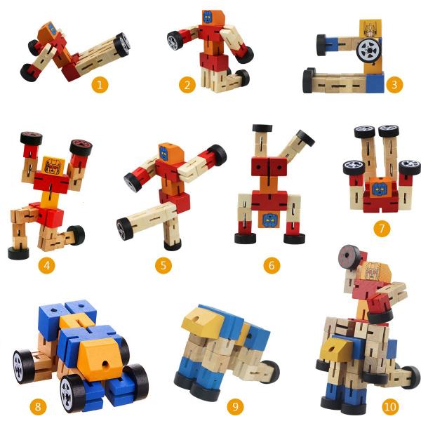 Robot din lemn - Transformers 4