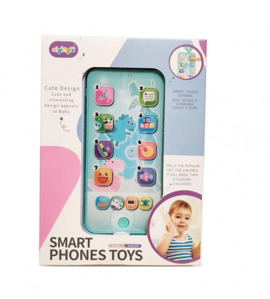 Smartphone Cu Touchscreen si sunete de instrumente muzicale -primul meu telefon 2