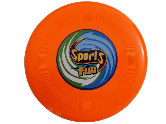 Disc Frisbee portocaliu  20 cm [0]