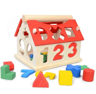 Casuta lemn cu functii de sortare si asociere numere0