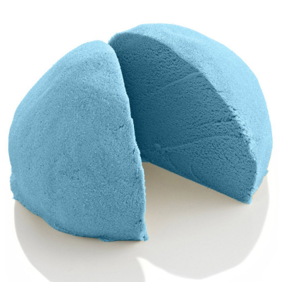 Nisip kinetic colorat 1 kg cu forme de modelaj [3]