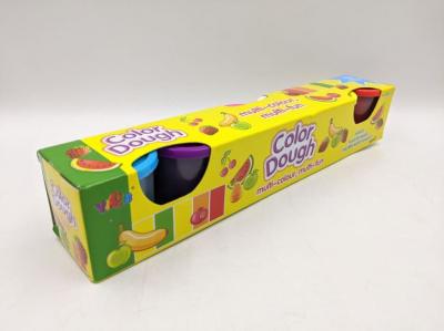 Plastilina Color Dough 4 culori  in cutie [0]
