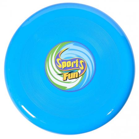 Disc Frisbee albastru  20 cm [0]