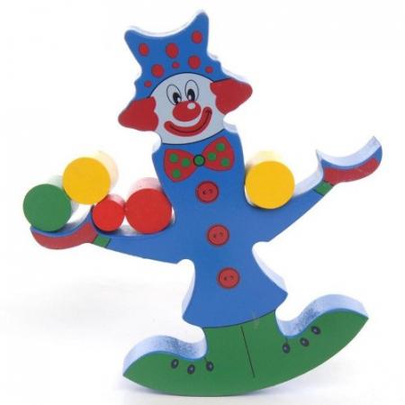 Clovnul in echilibru - Joc de indemanare pentru copii3