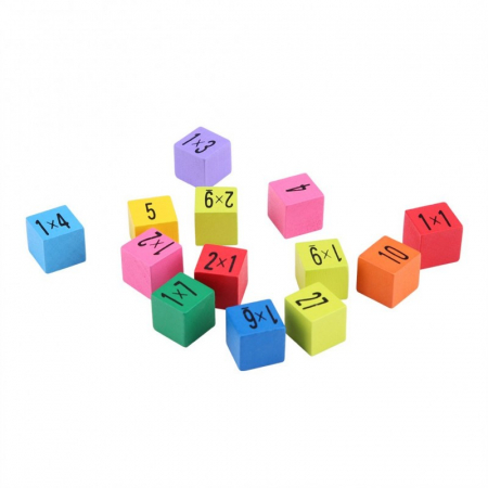 Joc interactiv Montessori - Invatam tabla inmultirii [2]