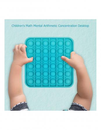 Set 2 POP IT NOW patrat  -Jucarie senzoriala anti stress copii&adulti2