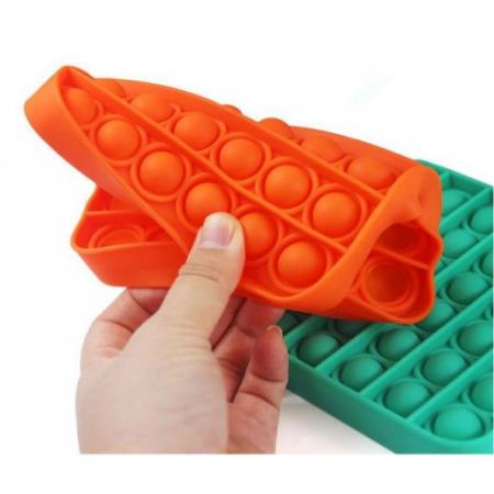 Set 2 POP IT NOW patrat  -Jucarie senzoriala anti stress copii&adulti4
