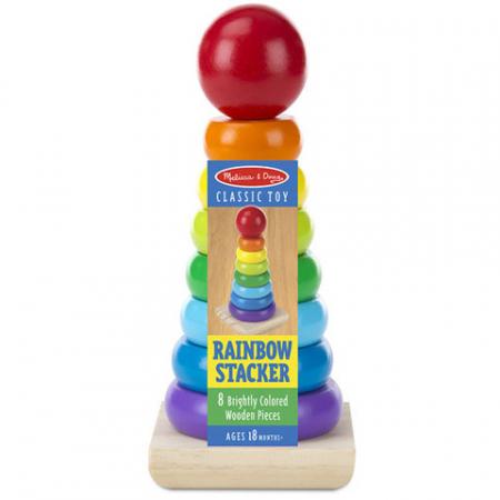 Turn curcubeu din lemn -Model Montessori [3]