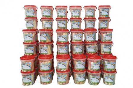 Set 2 cutii creta colorata mare 32 bucati [1]