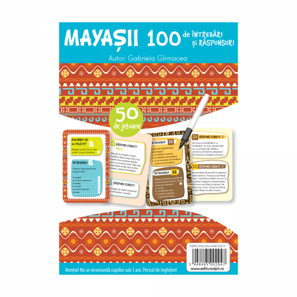 Mayasii - 100 de intrebari si raspunsuri 1
