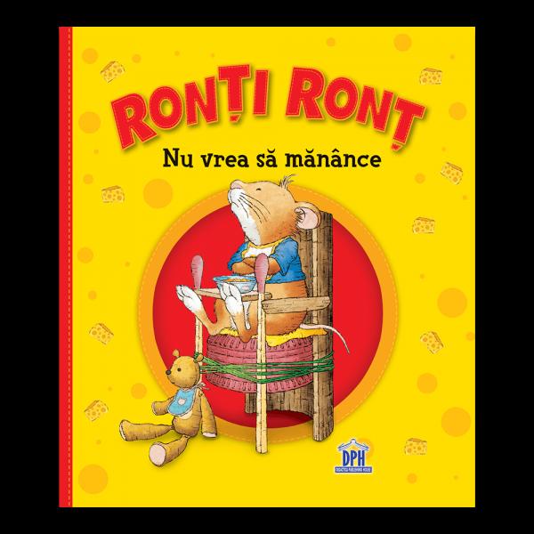 Ronti Ront nu vrea sa manance 0