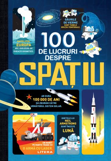 100 de lucruri despre spațiu 0