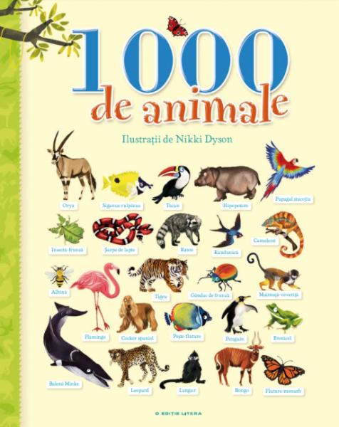 1000 de animale 0