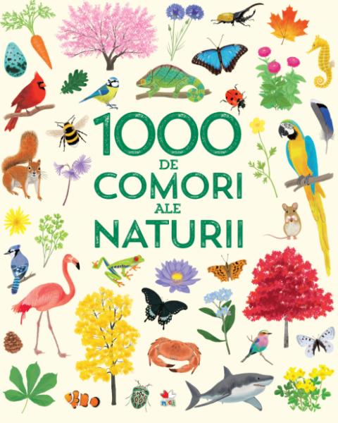 1000 de comori ale naturii 0