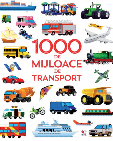 1000 de mijloace de transport 0