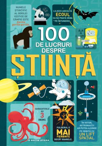100 de lucruri despre știință 0