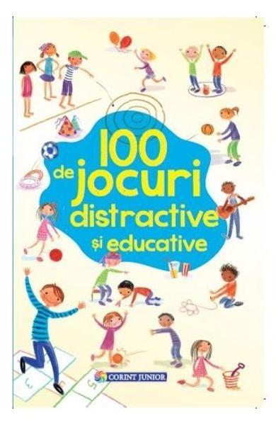 100 de jocuri distractive și educative 0