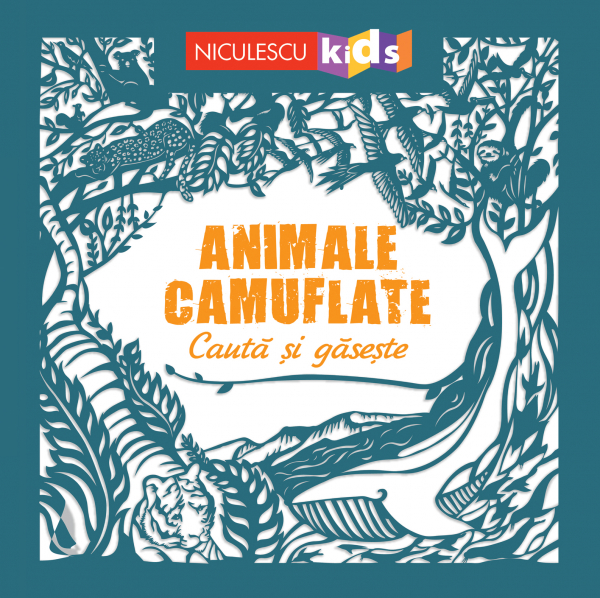 Animale camuflate Cauta si gaseste 0