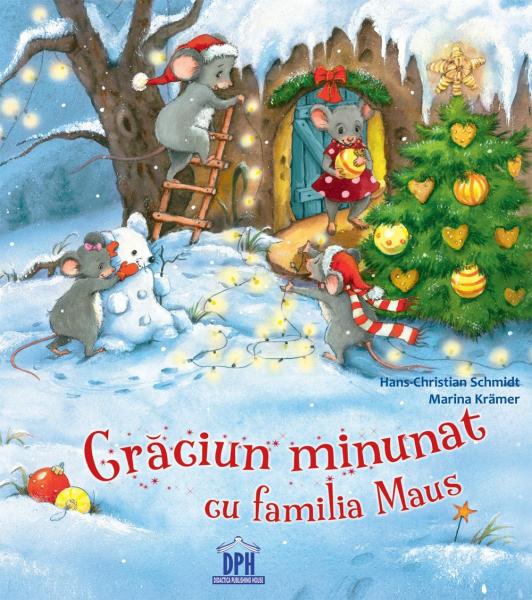 Crăciun minunat cu familia Maus 0