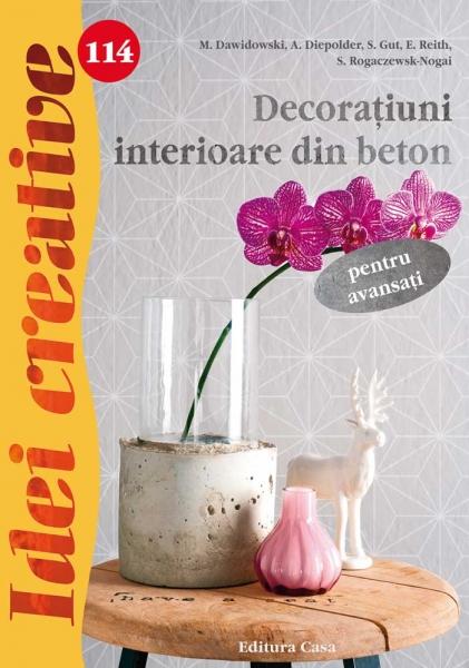 Decoraţiuni interioare din beton pentru avansaţi - Idei Creative 114 0