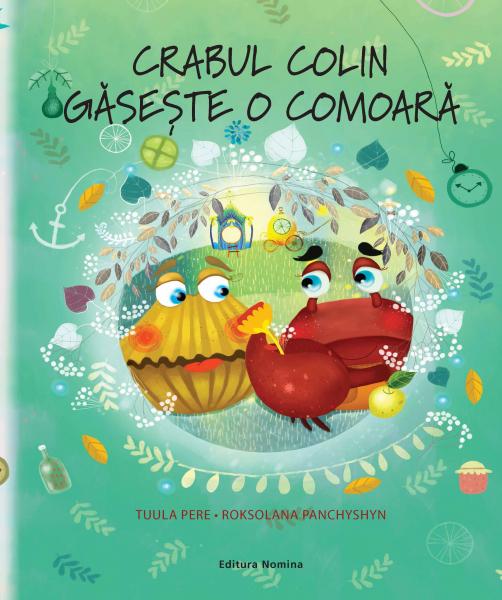 Crabul Colin găsește o comoară 0