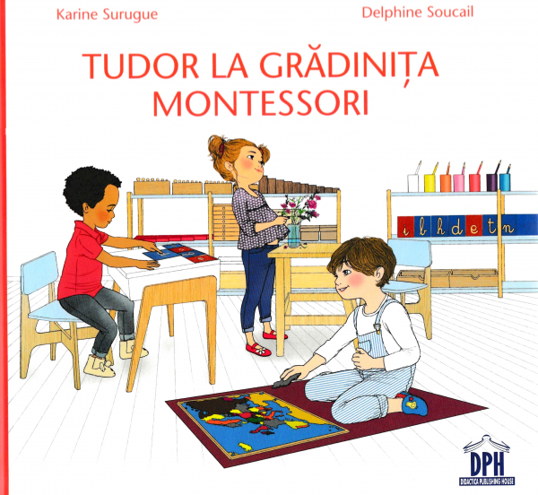 Tudor la Gradinita Montessori 0