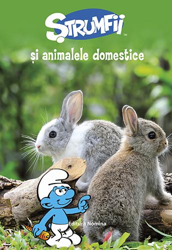 Ștrumfii și animalele domestice 0