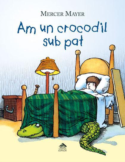 Am un crocodil sub pat 0