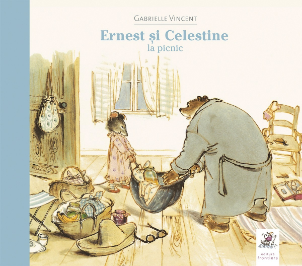 Ernest și Celestine la picnic 0