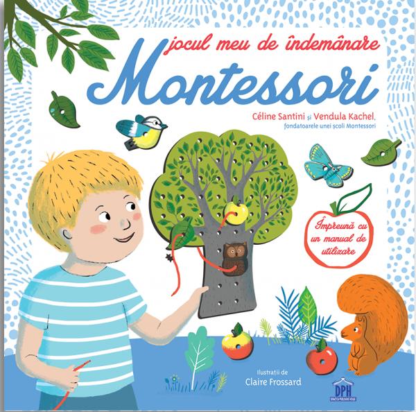 Jocul meu de indemanare Montessori 0