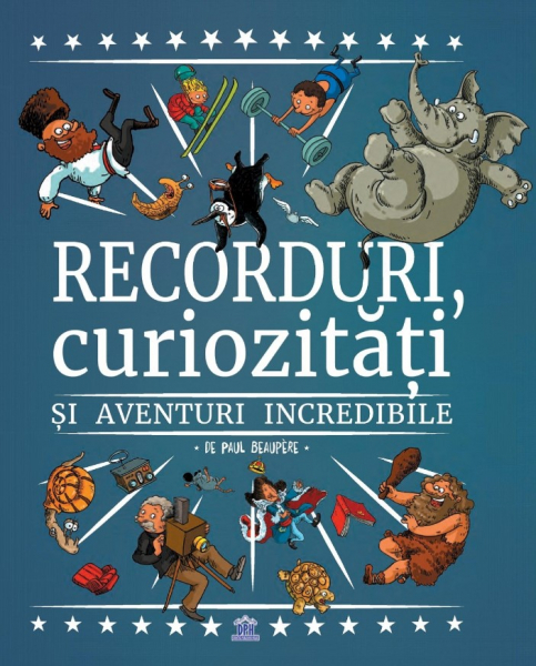 Recorduri, curiozități și aventuri incredibile 0