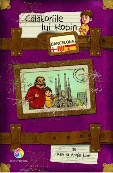 Călătoriile lui Robin - Barcelona 0