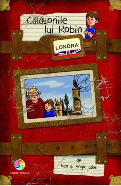 Călătoriile lui Robin - Londra 0