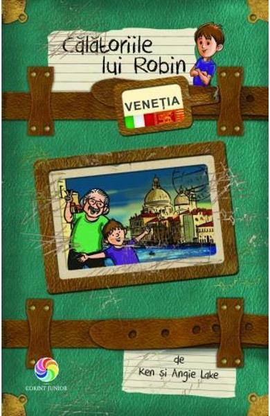 Călătoriile lui Robin - Veneția 0