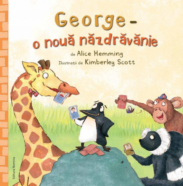 George, o noua nazdravanie 0