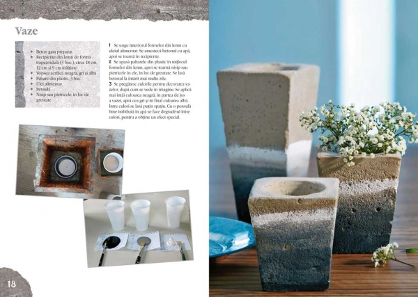 Decoraţiuni interioare din beton pentru avansaţi - Idei Creative 114 1