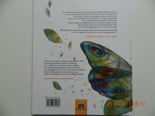 Baiețelul cu aripă de fluture 2