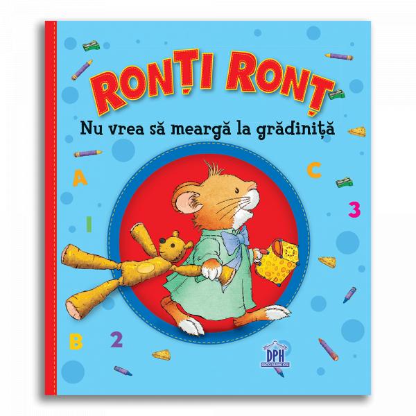 Ronti Ront nu vrea sa mearga la gradinita 0
